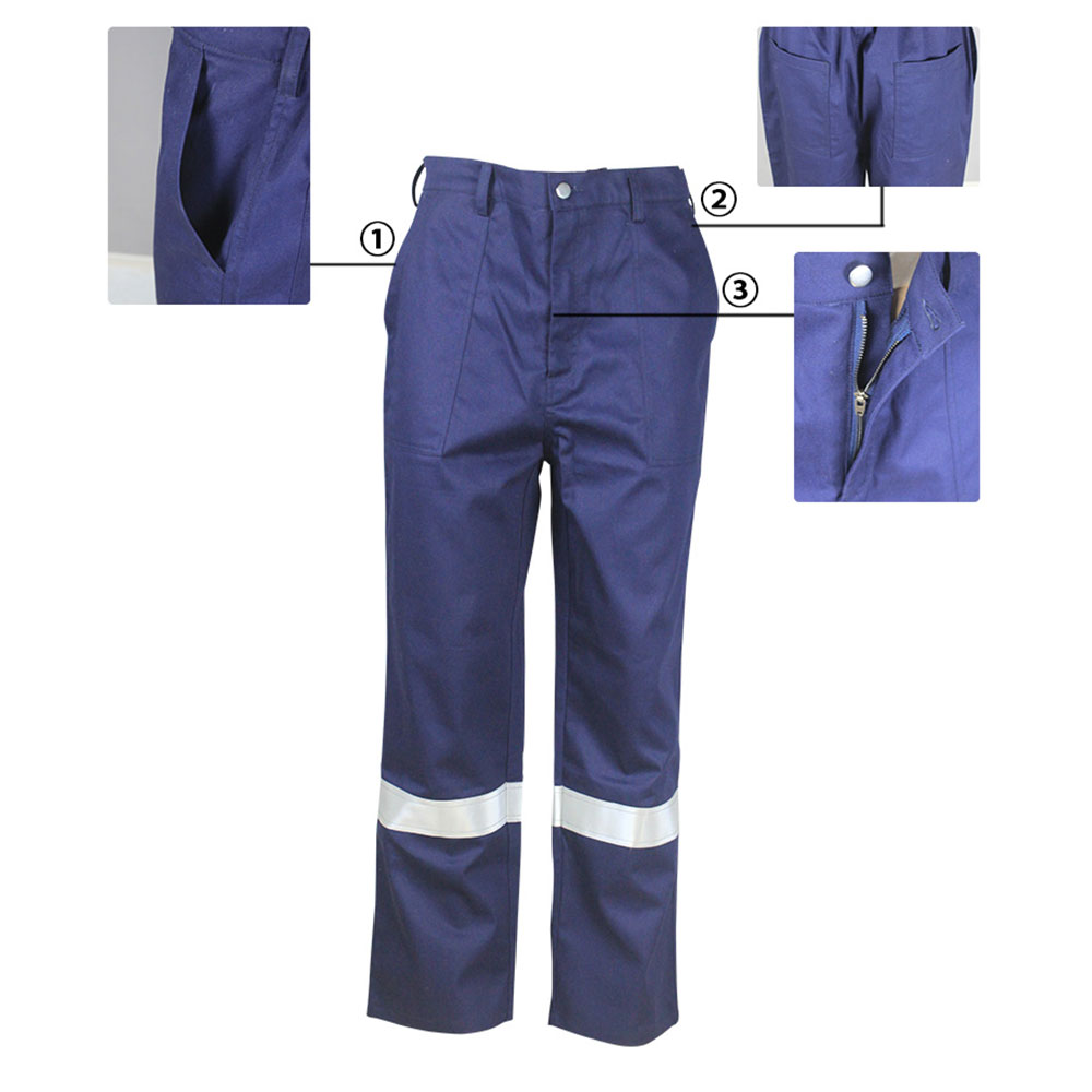 navy blue arc proof pants