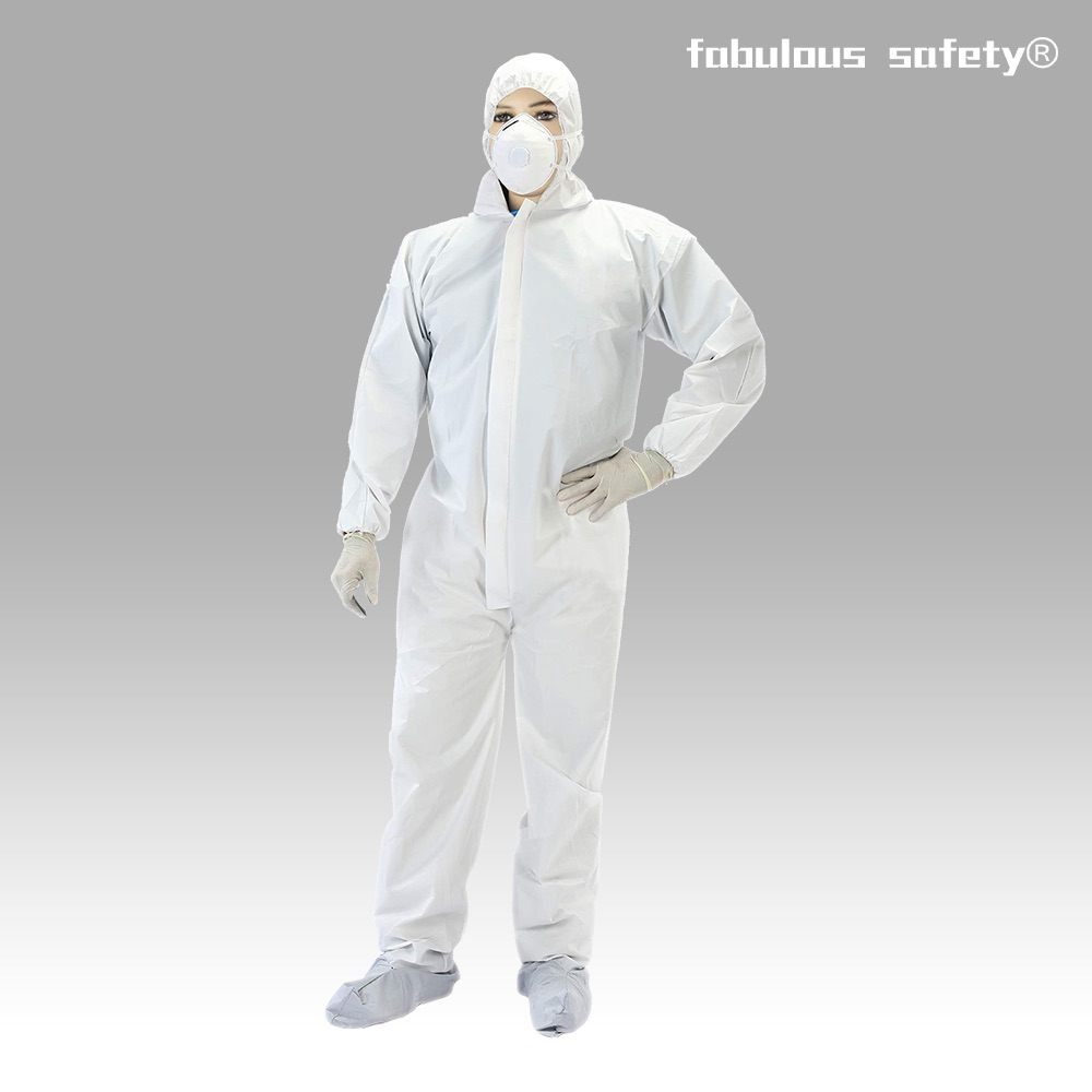 Disposable Coverall Medical Isolation Clothing